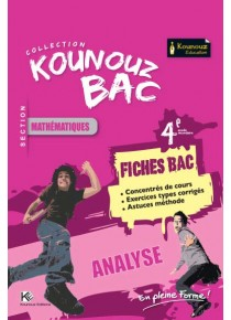 Fiche BAC analyse (Section Maths)