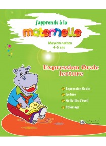 JM Expression orale lecture Moyenne section 4-5 ans