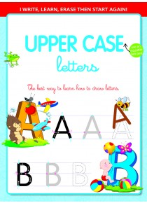 Upper Case Letters
